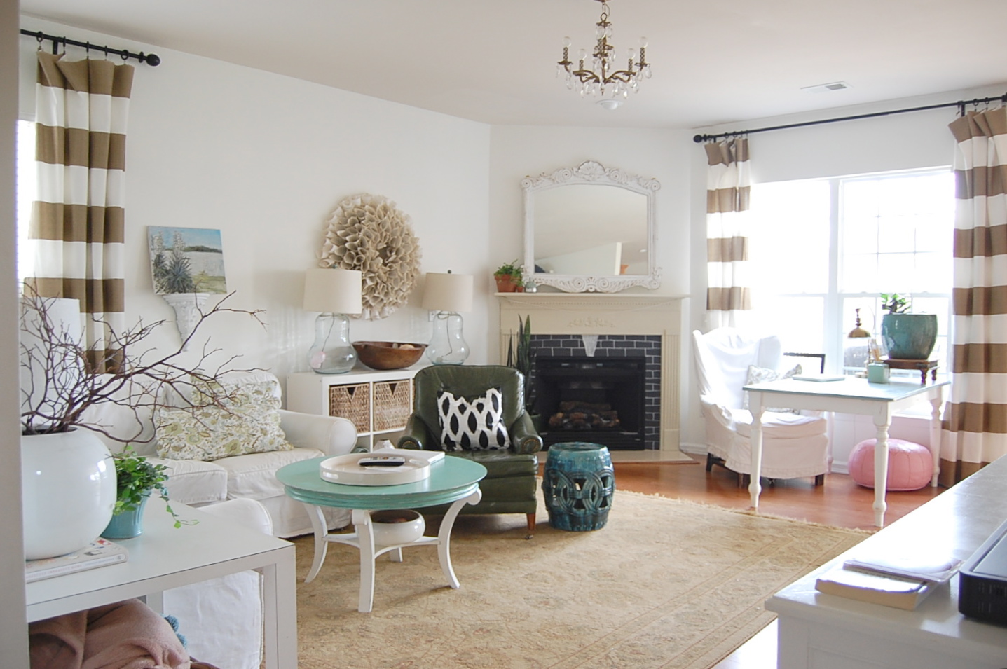 These 7 Rooms Show Why Simply White Is The Color Of Year