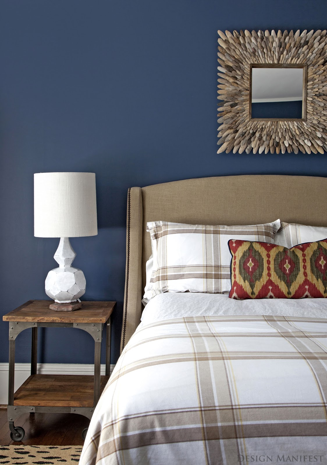 These 10 bedrooms show why blue is the most popular color Most popular color for bedroom walls