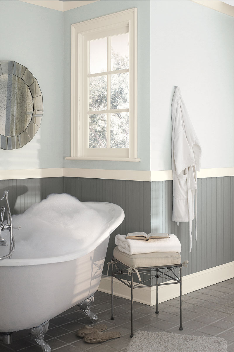 Here Are The Top 5 Colors For Your Bathroom Home And