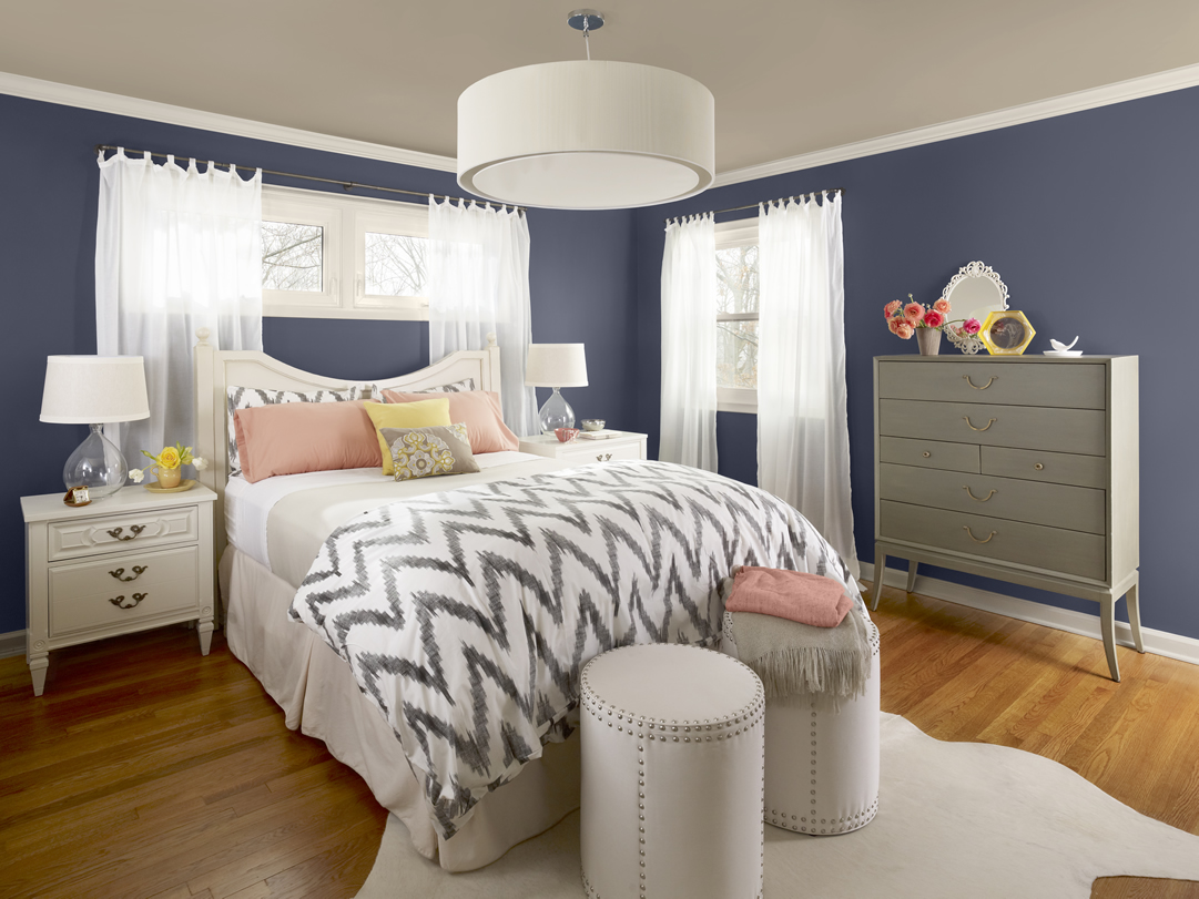 Most Popular Colors For Bedrooms these 10 bedrooms show why blue is the most popular color - home an