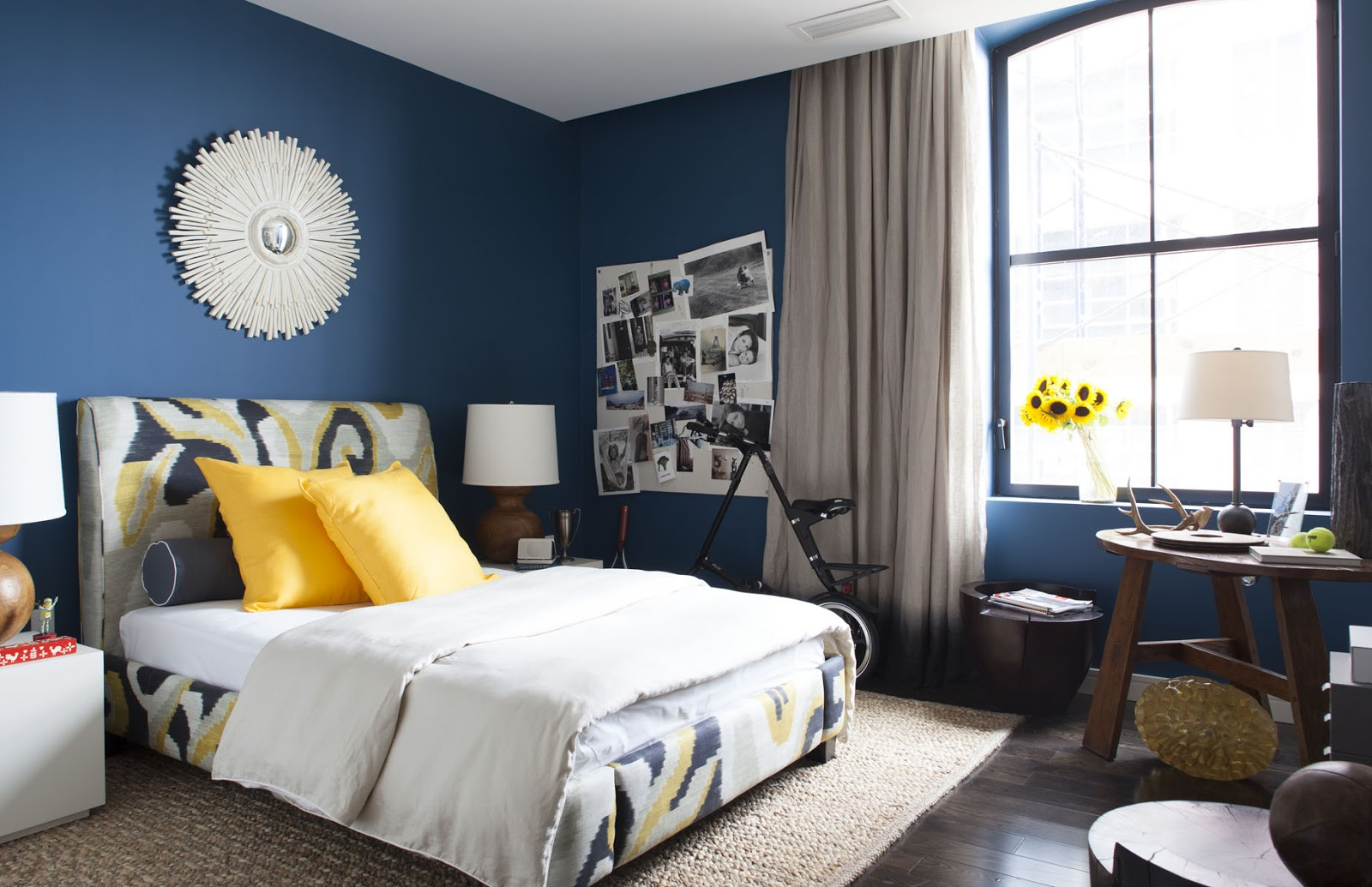 bedroom colors for boys these 10 bedrooms show why blue is the most popular color 14241
