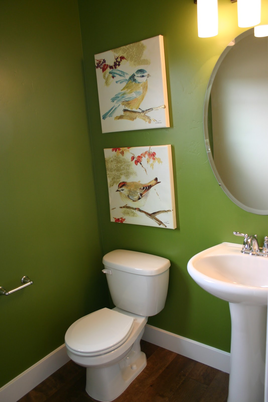 The most popular colors for powder rooms home and office for Paint colors for powder rooms