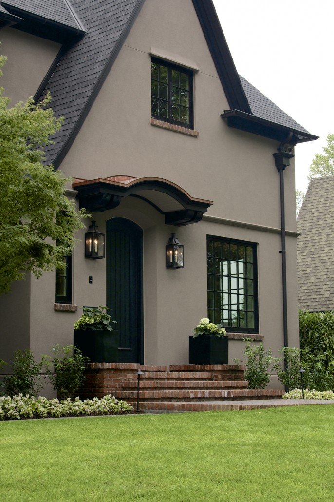 Wonderful See This Year's Most Sophisticated Exterior Color Combo - Home and  LG92