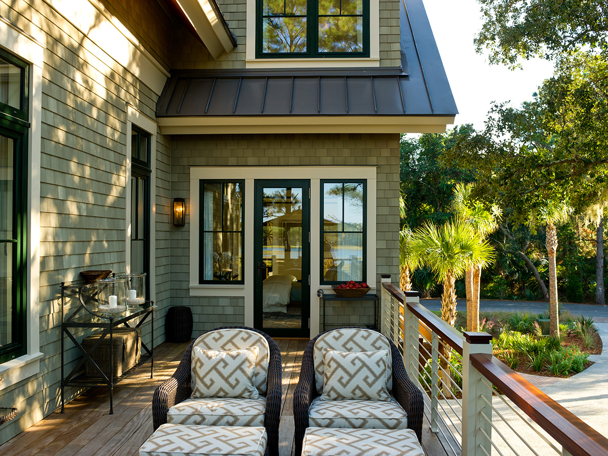 See this year 39 s most sophisticated exterior color combo home and office painting services - Black house with white trim ...